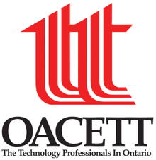 Ontario Association of Certified Engineering Technicians and Technologists logo