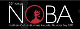 Logo del Northern Ontario Business Awards